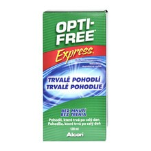 Alcon Opti Free Express, płyn do soczewek, 120 ml