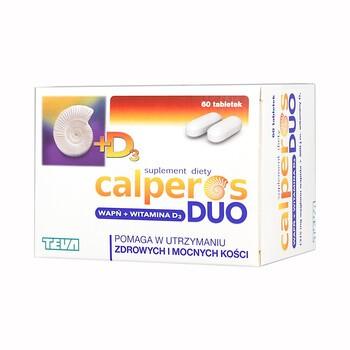 Calperos Duo, tabletki, 60 szt