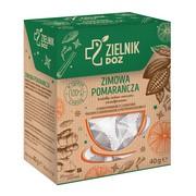 ZIELNIK DOZ Zimowa Pomarańcza, herbatka ziołowo-owocowa, 2 g, 20 szt.