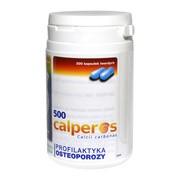Calperos 500, 200 mg jonów wapnia, kapsułki twarde, 200 szt.