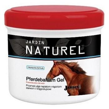 Jardin Naturel, balsam koński w żelu, 500 ml