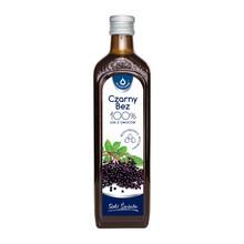SambuVital, sok z owoców czarnego bzu, 100%, 490 ml