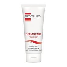 Emolium Dermocare, nawilżająco-regenerująca odżywka do włosów, 150 ml