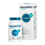 MenaVitin Diabetix, kapsułki, 60 szt.