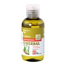 O`Herbal, szampon wzmacniający włosy, ekstrakt z korzenia tataraku, 75 ml