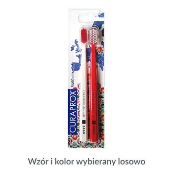 Curaprox CS 5460 Polish, szczoteczka do zębów, ultra soft, 2 szt.