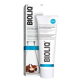 Bioliq Dermo, krem kojąco-wzmacniający do cery naczynkowej, 50 ml