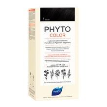 Phyto Color, farba do włosów, 1 czarny, 1 opakowanie