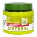O`Herbal, maska do włosów farbowanych, ekstrakt z tymianku, 500 ml