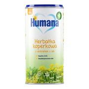 Humana Herbatka koperkowa, po 4 m-cu, 200 g