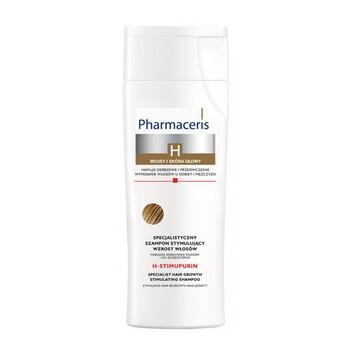 Pharmaceris H Stimupurin, specjalistyczny szampon stymulujący wzrost włosów, 250 ml
