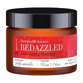 Phenome BEDAZZLED, rozświetlający krem przeciwzmarszczkowy na noc, 50 ml
