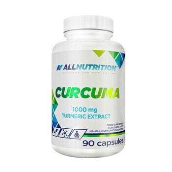 Allnutrition Curcuma, kapsułki, 90 szt.