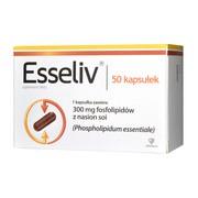 Esseliv, 300 mg, kapsułki, 50 szt.