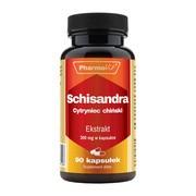 Pharmovit Schisandra Cytryniec chiński 300 mg, kapsułki, 90 szt.