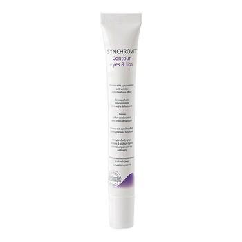 Synchroline Synchrovit Contur Eyes & Lips, krem do skóry wokół oczu i ust, 15 ml