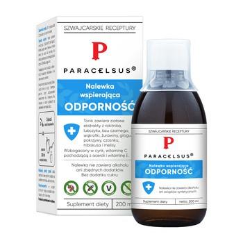 Paracelsus, Nalewka wspierająca odporność, płyn, 200 ml