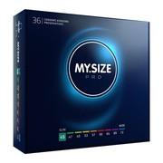 MY.SIZE Pro, prezerwatywy, 45 mm, 36 szt.