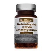 Singularis Naturalny Olej z Kryla Antarktycznego, kapsułki, 30 szt.