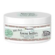 Nacomi, naturalne masło kakaowe, 100 ml