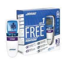 Termometr Novama Free, bezdotykowy, 1 szt.
