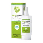 Allergo-Comod, 20 mg/ml, krople do oczu, 10 ml