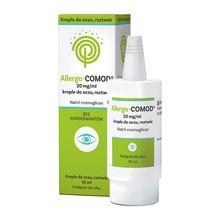 Allergo-Comod, 20 mg/ml, krople do oczu, 10 ml