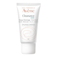 Avene Eau Thermale Cleanance MASK, maseczka - peeling, 50 ml