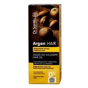Dr Sante Argan Hair, olejek regenerujący do włosów z olejem arganowym i keratyną, 50 ml