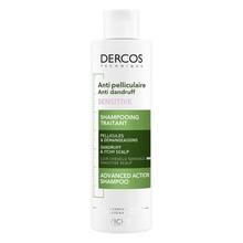 Vichy Dercos, szampon przeciwłupieżowy, skóra wrażliwa, 200 ml