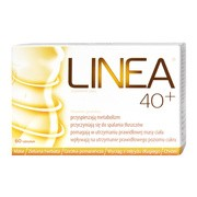 Linea 40+, tabletki, 60 szt.