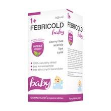 Febricold Baby, płyn, 120 ml