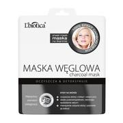L`Biotica Maska węglowa, na tkaninie, 23 ml