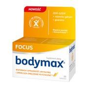 Bodymax Focus, tabletki, 30 szt.