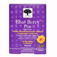 Blue Berry Plus, tabletki,  60 szt.