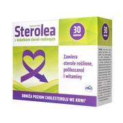 Sterolea, tabletki powlekane, 30 szt.