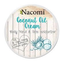 Nacomi, krem kokosowy, 100 ml