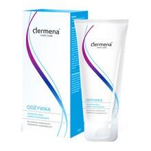 Dermena Hair Care, odżywka do włosów wzmacniająca i ułatwiająca rozczesywanie, 200 ml