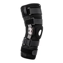 Meyra Reflex, zamknięta orteza stawu kolanowego, czarna, rozmiar L