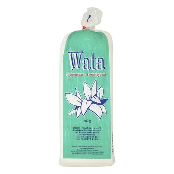 Wata kosmetyczno-higieniczna, 200 g, 1 szt