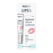 Pharmatheiss Cosmetics Lips Up, serum powiększające usta, Rose, 7 ml