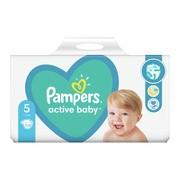 Pampers Active Baby 5 (11−16 kg), pieluszki jednorazowe, 110 szt.