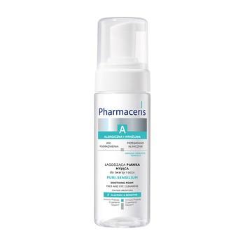 Pharmaceris A Puri-Sensilium, pianka myjąca do twarzy i oczu, 150 ml
