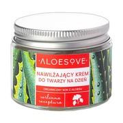 Aloesove, Nawilżający krem do twarzy na dzień, 50 ml