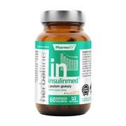 Pharmovit Insulinmed poziom glukozy, kapsułki, 60 szt.