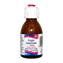 Krople nasercowe, 30 g (Aflofarm)
