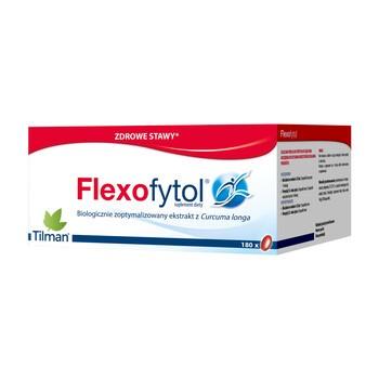 Flexofytol, kapsułki miękkie,180 szt.