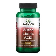 ALA kwas alfa liponowy 300 mg, kapsułki, 60 szt.