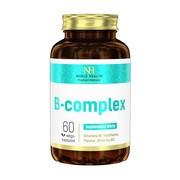 B-complex, kapsułki, 60 szt. (Noble Health)