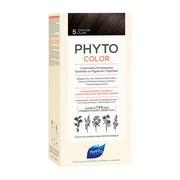 Phyto Color, farba do włosów, 5 jasny kasztan, 1opakowanie